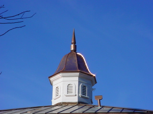 bell cupola